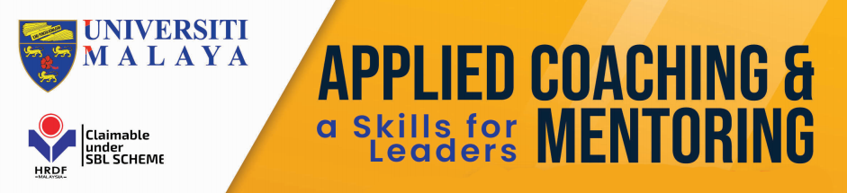 Applied Coaching & Mentoring Skills for Leaders